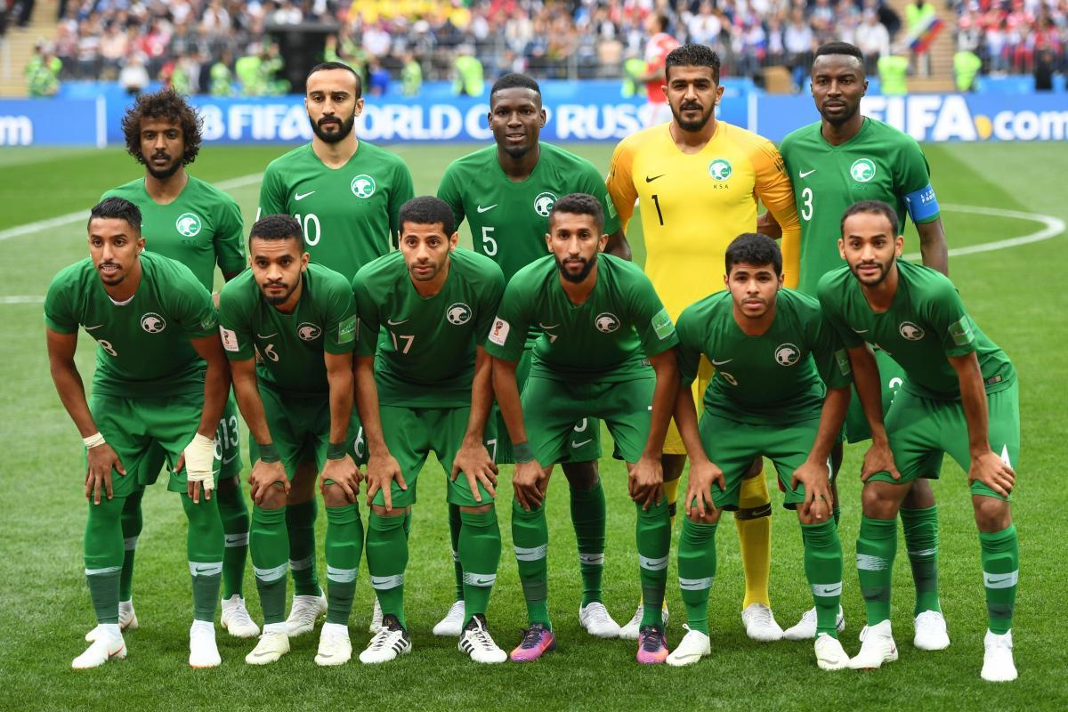 السعودية المنتخب